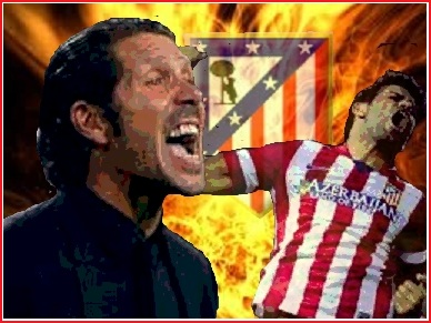 Atletico Madrid il Cholo